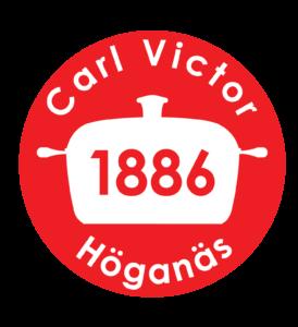 Carl Victor Gjutjärnspannor och grytor